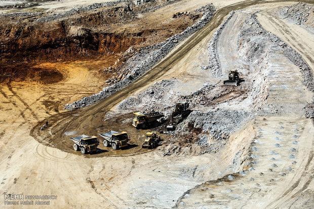 معادن کوچک فعال می شوند، توسعه زیرساخت های صادرات مواد معدنی