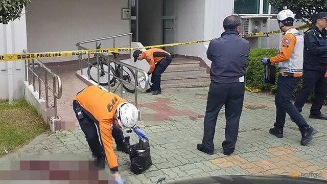 پلیس کره جنوبی: دستگیری مردی که آپارتمانش را به آتش کشید