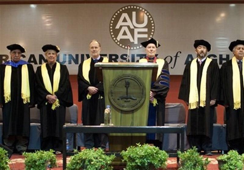 احتمال مسدود شدن دانشگاه آمریکایی افغانستان به دلیل حیف و میل میلیون ها دلار