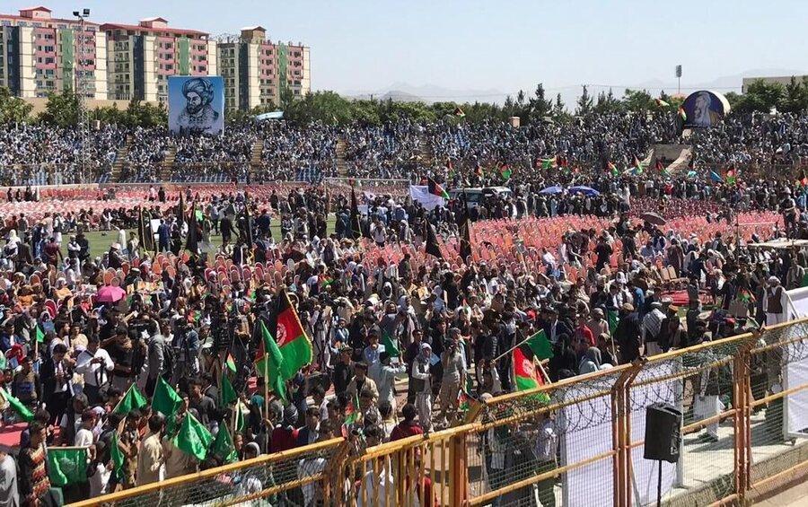 گردهمایی نامزدهای ریاست جمهوری در کابل برگزار گشت