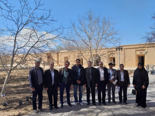 تحویل بناهای تاریخی استان یزد توسط صندوق احیا به سرمایه گذاران بخش خصوصی