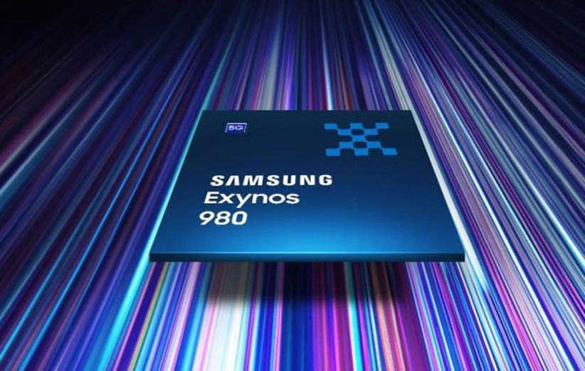 سامسونگ از اولین تراشه یکپارچه با مودم 5G به نام اگزینوس 980 رونمایی کرد