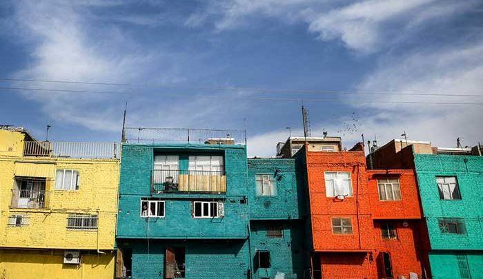 اینجا ایران است ؛ محله متفاوت و رنگین قزوینی ها