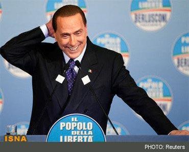 اظهارنظر عجیب برلوسکنی درباره موسولینی