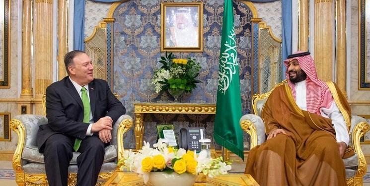 پامپئو: آمریکا در کنار سعودی ها می ایستد