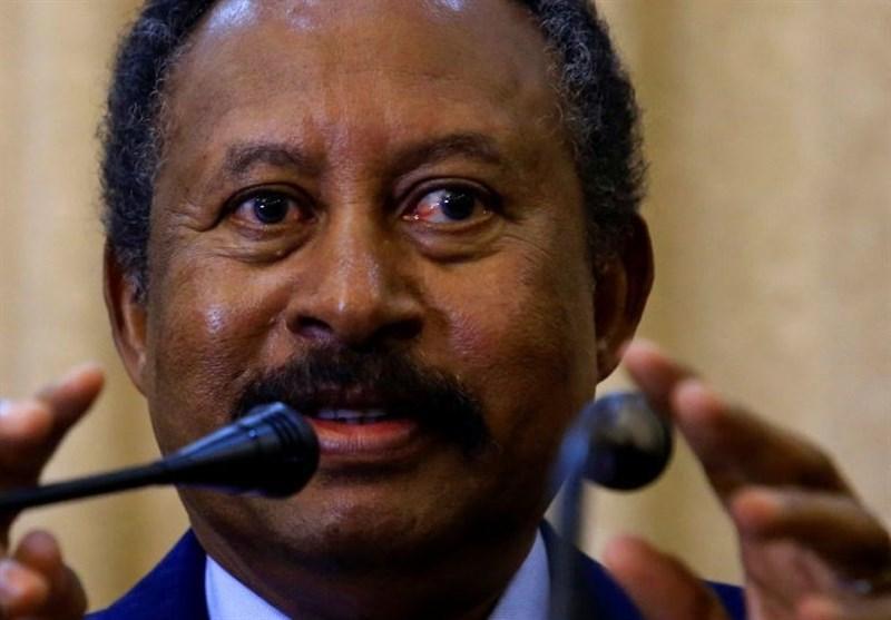 حمدوک: برای حذف نام سودان از حامیان تروریسم کوشش می کنم
