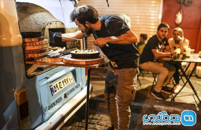 خوشمزه ترین غذاهای خیابانی را در پایتخت ایران تجربه کنید!