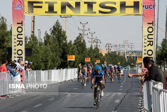 جزئیات مرحله دوم سی و چهارمین دوره تور بین المللی دوچرخه سواری ایران-آذربایجان