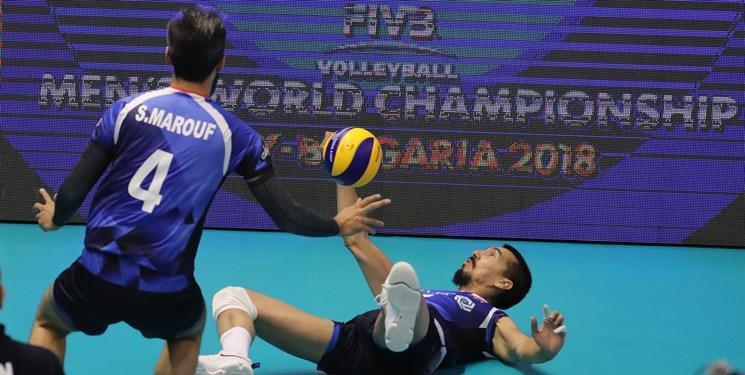 دوری چهار تا شش ماهه ستاره تیم ملی والیبال ایران از میادین