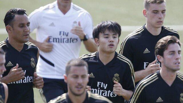 رئال یک استعداد 6 ساله جدید ژاپنی جذب کرد