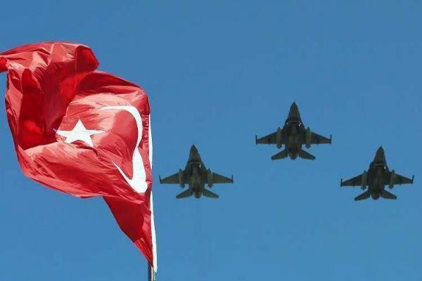 ادامه حملات نظامی ترکیه علیه پ.ک.ک در شمال عراق