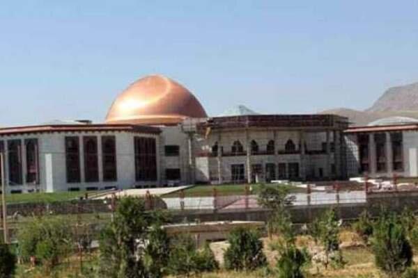 حمله موشکی به مجلس افغانستان
