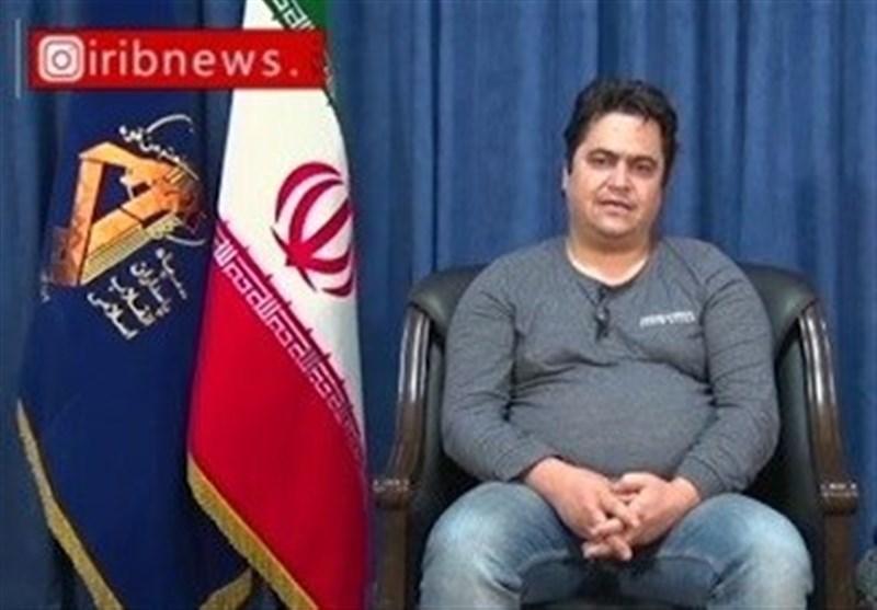 منابع عراقی: روح الله زم در نزدیکی های مرز اربیل با ایران دستگیر شد