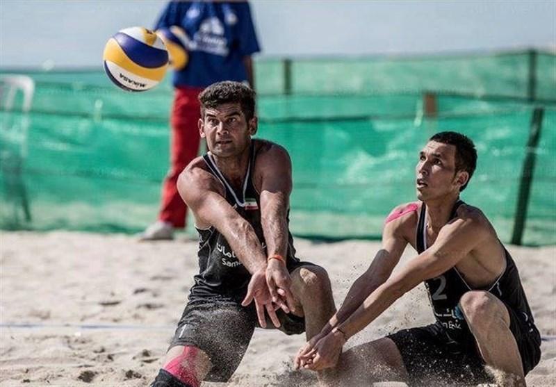 تیم ملی الف ایران به یک چهارم نهایی رسید