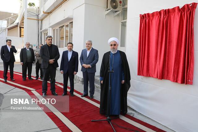 افتتاح 12 هزار میلیارد تومان پروژه در شهرستان سیرجان با حضور رییس جمهور