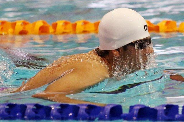 یک طلا دو نقره و یک برنز شناگران ایران در روز نخست مسابقات تایلند