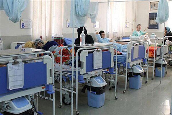شرایط بحرانی بیمارستان های اراک با افزایش مبتلایان به آنفلوآنزا