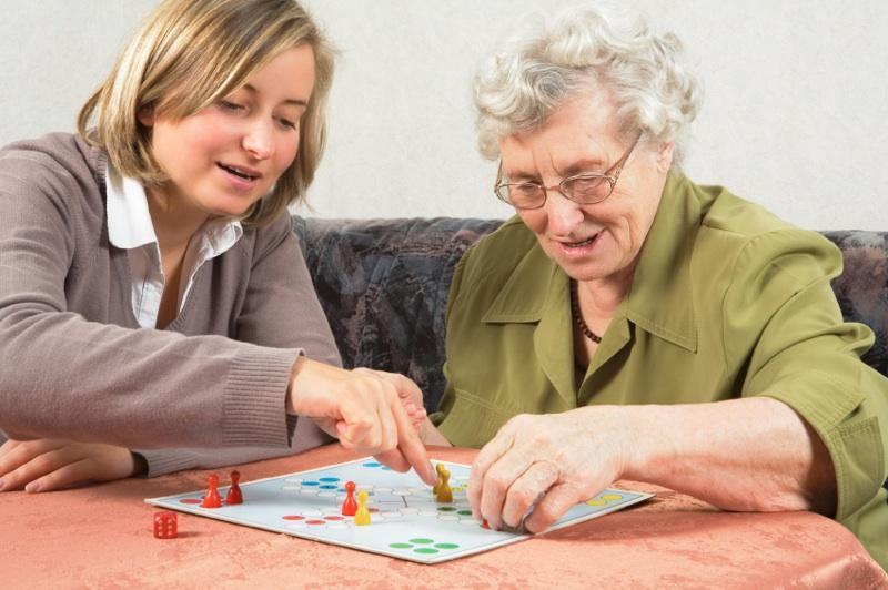 تقویت حافظه سالمندان با بازی های فکری