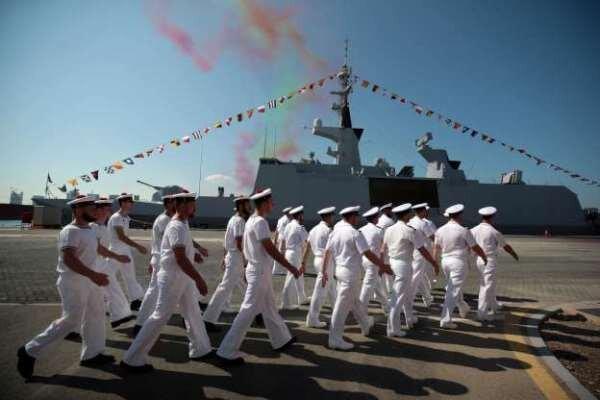 عملیات ائتلاف دریایی اروپا در خلیج فارس ژانویه 2020 شروع می گردد
