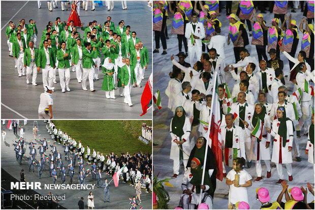 لباس کاروان ورزش ایران همچنان در بُقچه، طراحان مشغول کارند!