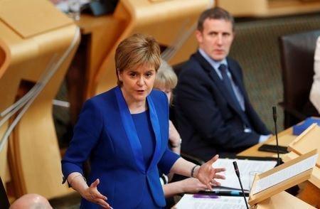 رهبر اسکاتلند، خواستار رفراندوم استقلال پسا بریگزیت است