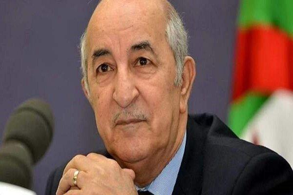 رئیس جمهور الجزایر به ترکیه سفر می نماید