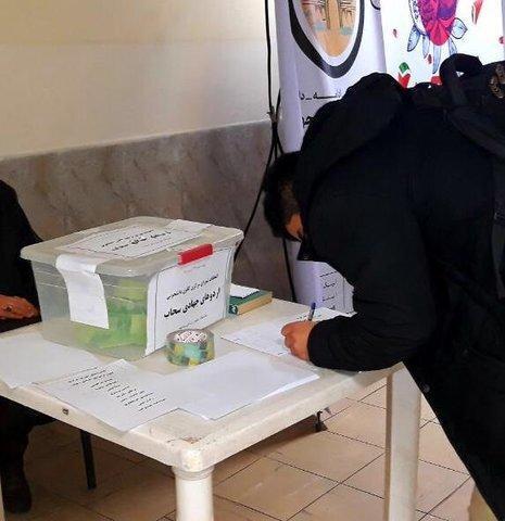 شورای مرکزی کانون دانشجویی اردوهای جهادی سحاب انتخاب شدند