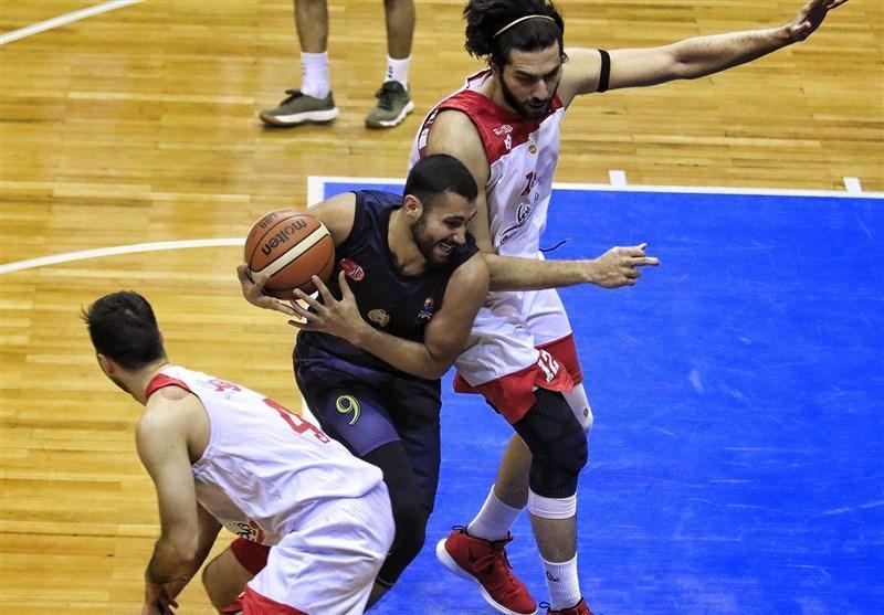 لیگ برتر بسکتبال، مهرام از سد مس کرمان گذشت