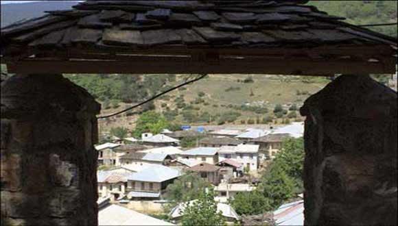 دهکده توریستی کندلوس