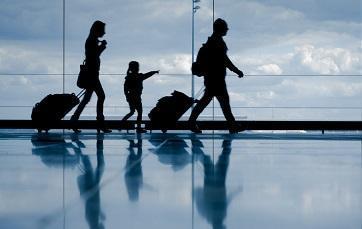 مقررات مسافرت اطفال