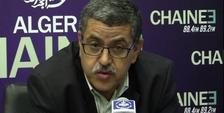 عبدالعزیز جراد مامور تشکیل کابینه الجزایر شد