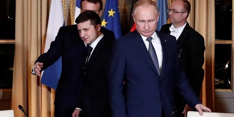 پوتین و زلنسکی درباره دور تازه تبادل اسرا رایزنی کردند