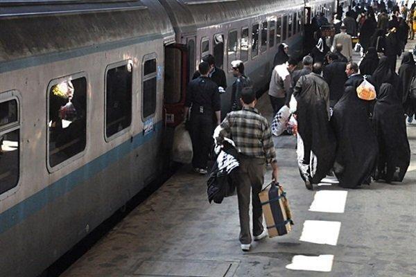 ضدعفونی قطارهای مسافربری علیه کرونا ، الزام استفاده از ماسک و دستکش توسط همه مأموران قطار