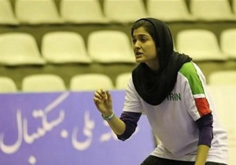 بیک لیک لی: بازیکن خارجی سپهرداد تهران محک جدی برای تیم گرگان بود