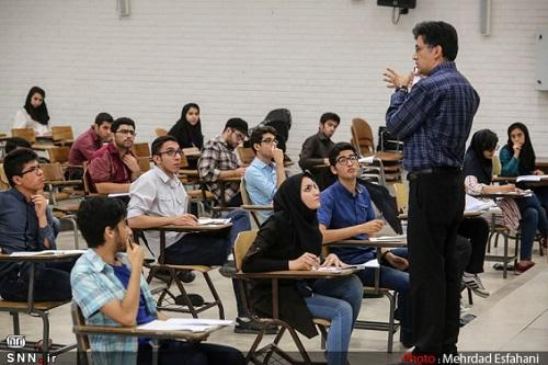 کلاس های آموزشی دانشگاه علوم پزشکی قزوین از 12 بهمن ماه شروع می گردد