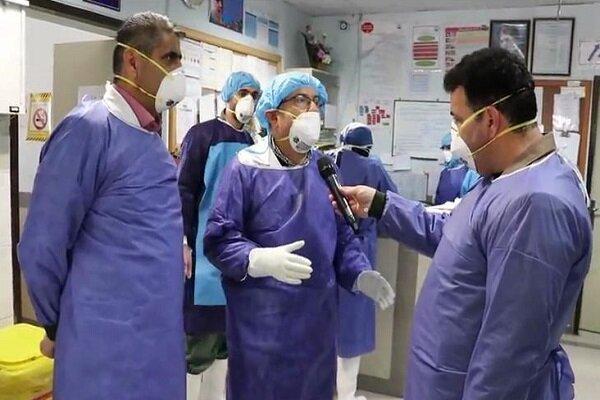 بستری 100 بیمار کرونایی در تالش ، شهروندان در خانه بمانند