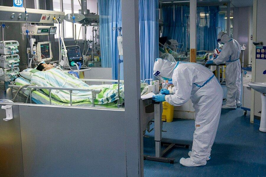 نکته بهداشتی، درباره کورونا ویروس جدید