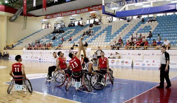 اولین اردوی بسکتبال با ویلچر جوانان برای مسابقات کانادا