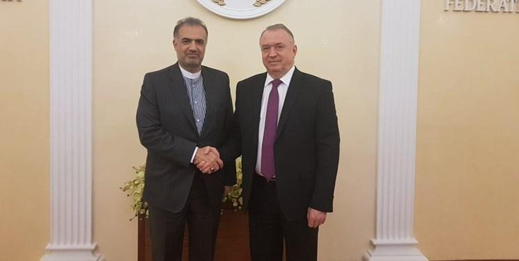 تأکید مقامات روس بر حضور فعالان مالی ایران در بازارهای روسیه