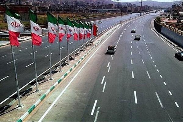 بار ترافیک تهران - کرج کاهش می یابد