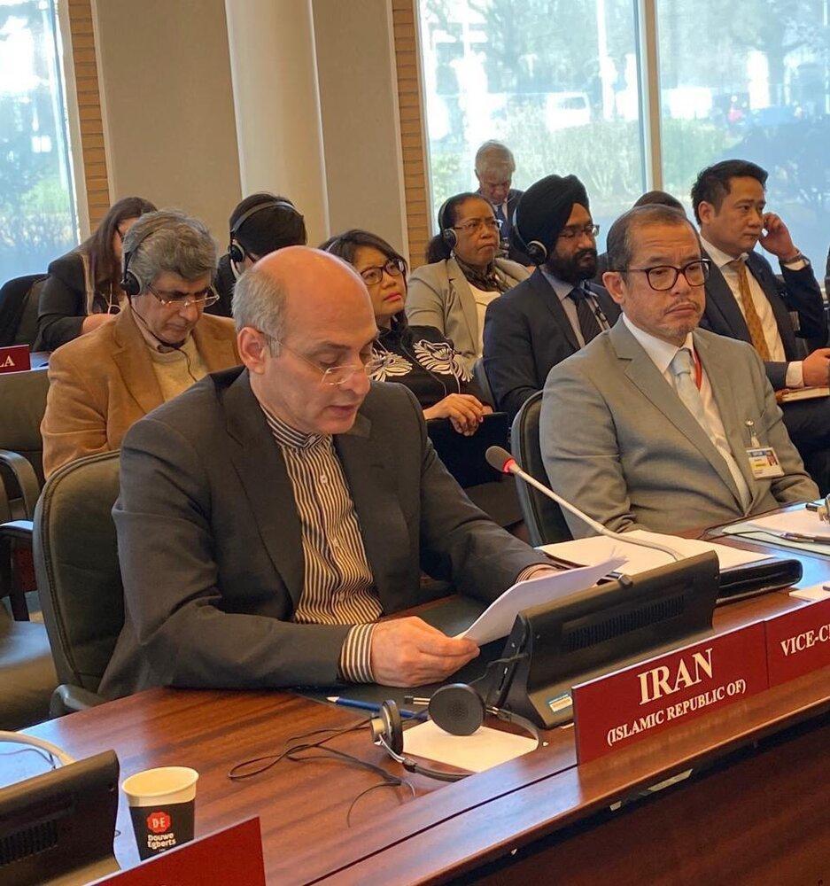 درخواست ایران از سازمان منع سلاح های شیمیایی برای تسهیل دسترسی به دارو و تجهیزات پزشکی