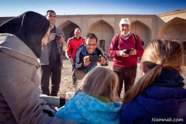 گردشگران کدام کشورها بیشتر به ایران سفر می کنند؟