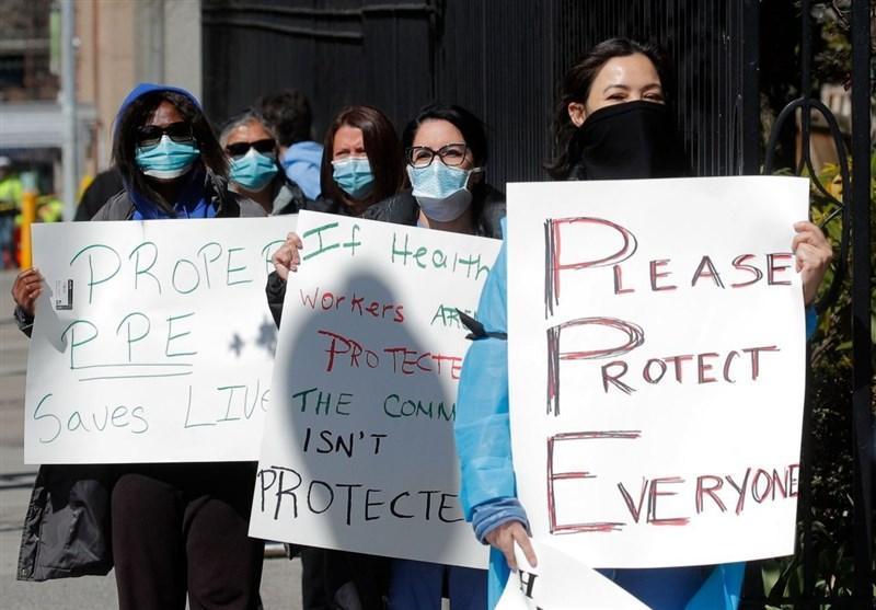 افزایش چشمگیر تلفات ویروس کرونا در ایالت میشیگان