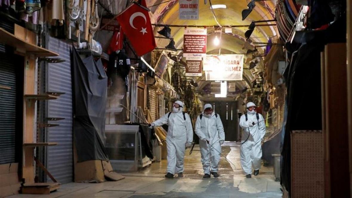 خبرنگاران شمار مبتلایان به کرونا در ترکیه از مرز 42 هزار نفر گذشت