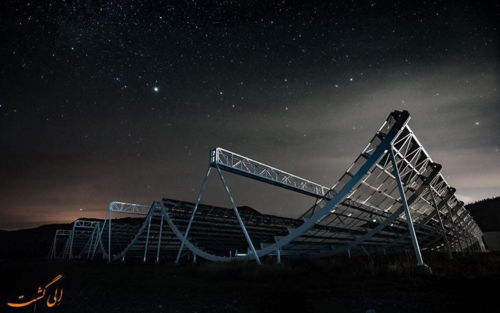 سیگنال های رادیویی مرموزی از اعماق کهکشان ردیابی شد