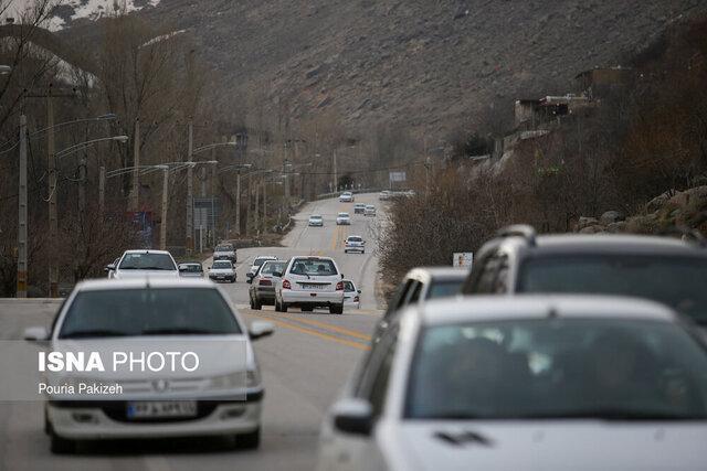 ممنوعیت تردد مسافران در استان همدان تابع دستورات کشوری است