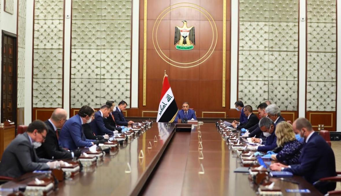 خبرنگاران الکاظمی: اتحادیه اروپا در جنگ علیه داعش به عراق یاری کند