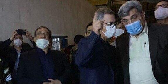 روایت شهردار شب تهران از انفجار مهیب کلینیک سینا ، تاکید حناچی در بازدید از صحنه حادثه چه بود؟