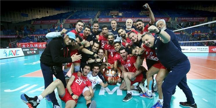 جدیدترین رنکینگ فدراسیون جهانی والیبال، ایران بهترین تیم آسیا