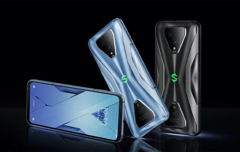 گوشی گیمینگ بلک شارک 3S با نمایشگر 120 هرتزی و پردازنده اسنپدراگون 865 معرفی شد
